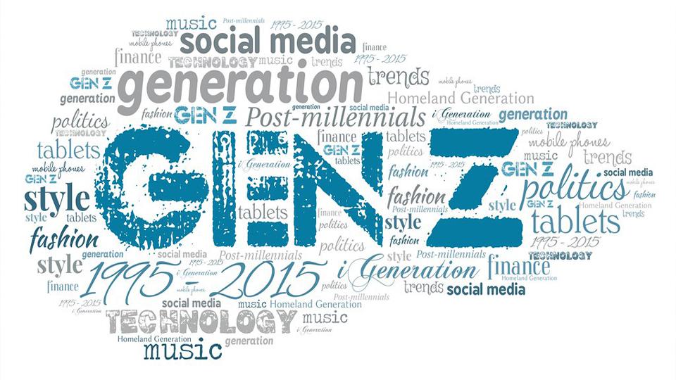 Jeunes adultes Gen Z