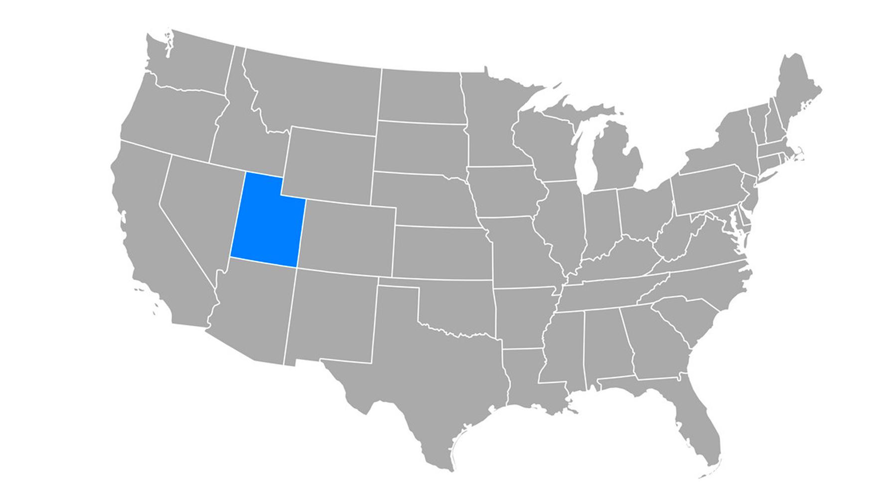 Map_Utah